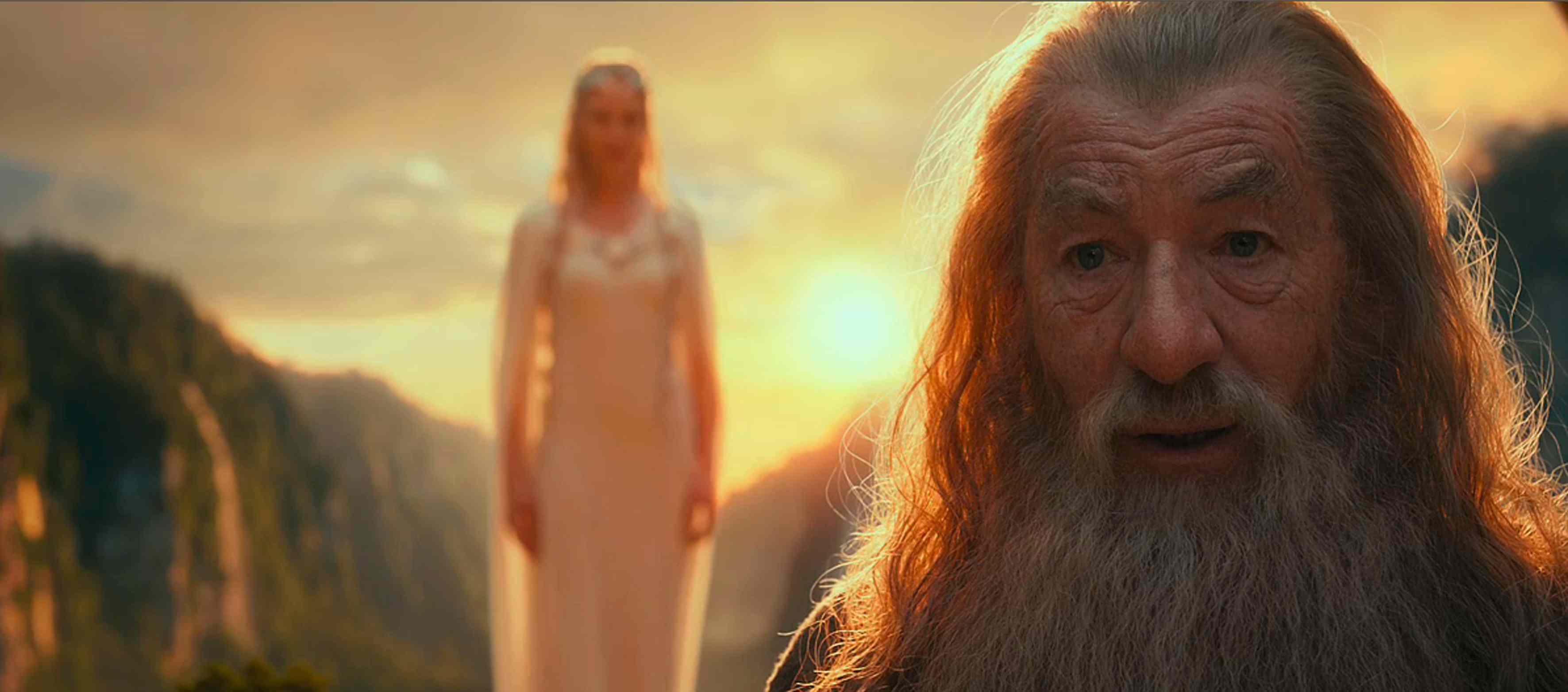 Risultato immagine per lo hobbit un viaggio inaspettato fine