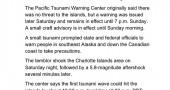 terremoto canada tsunami