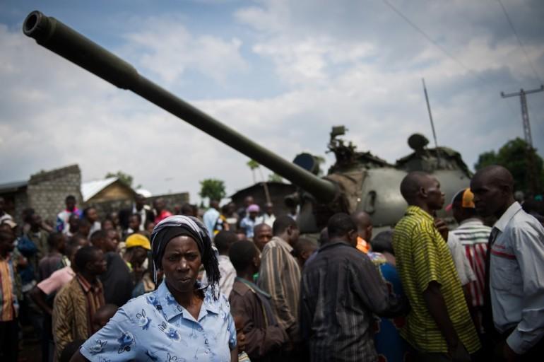 DRCONGO-RWANDA-UGANDA-UNREST