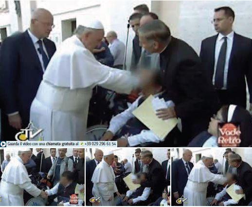 esorcismo papa francesco