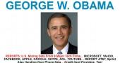 gw Obama