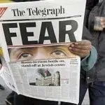 Mass media and obsessive fear