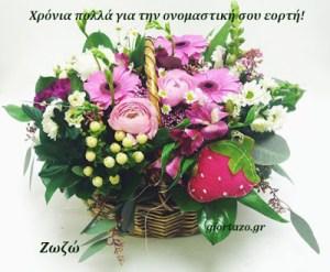 Ζωζώ  Χρόνια Πολλά!…giortazo.gr