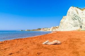 Παραλία Ξι, Κεφαλονιά