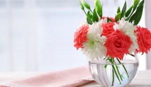 Read more about the article Δείτε τον Καλύτερο Τρόπο για να Διατηρείτε Φρέσκα τα Λουλούδια