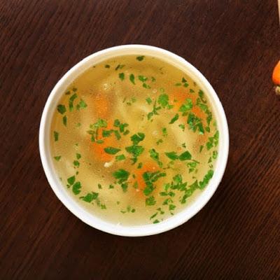 Ιδού η σούπα που καίει το λίπος