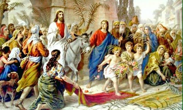Read more about the article Κυριακή των Βαΐων: Τι γιορτάζουμε σήμερα-Έθιμα και παραδόσεις