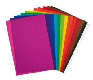 Πήρε χρωματιστά χαρτιά κι έφταξε απίθανες πεταλούδες. Θα το κάνετε αμέσως (video)