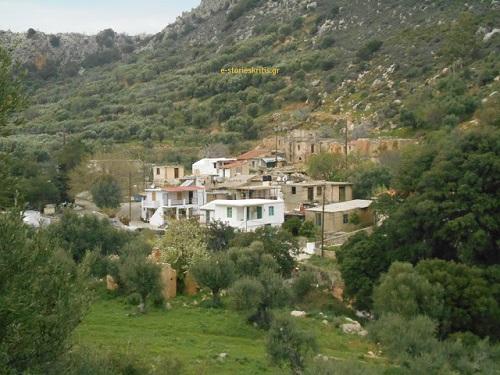 Read more about the article Ο Ανδριανός των 8 κατοίκων -Ένα χωριό όνειρο, με σπήλαια, φαράγγι, αρχαίο οικισμό και τοπίο μαγικό
