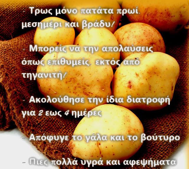 Η πιο ανατρεπτική δίαιτα