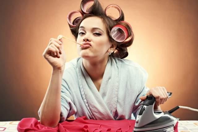 μυστικό για εύκολο και γρήγορο σιδέρωμα