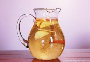 Νερό Κανέλας με Μήλο και Λεμόνι : Πολύ Οφέλιμο για την Υγεία!