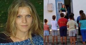 Δασκάλα πάει κάθε πρωί στην Τέλενδο με βαρκούλα για να κάνει μάθημα στα παιδιά του δημοτικού