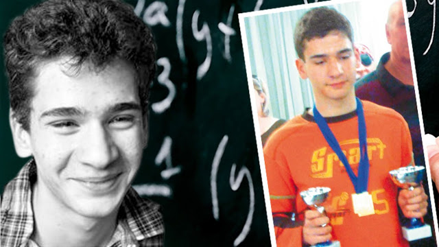 Ο τυφλός φοιτητής Αργύρης Κουμτζής: Τον απέρριψε το ΑΠΘ αλλά τον καλοδέχτηκε η Οξφόρδη!!!-ΦΩΤΟ