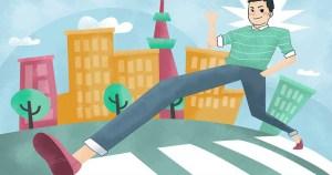 Read more about the article Δέκα πράγματα που θα συμβούν στο σώμα σας αν περπατάτε κάθε μέρα