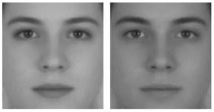 Ποιο πρόσωπο είναι ο άνδρας και ποιο η γυναίκα; Η εικόνα που σάρωσε το διαδίκτυο (pic, vid)