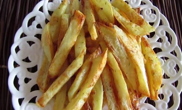 Οι τηγανητές πατάτες είναι πιο υγιεινές από τη σαλάτα