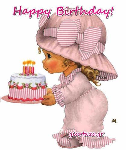 Happy Birthday……..giortazo.gr