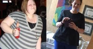 Γυναίκα έχασε 68 κιλά σε δύο χρόνια μόνο με 3 πράγματα που της είπε διατροφολόγος