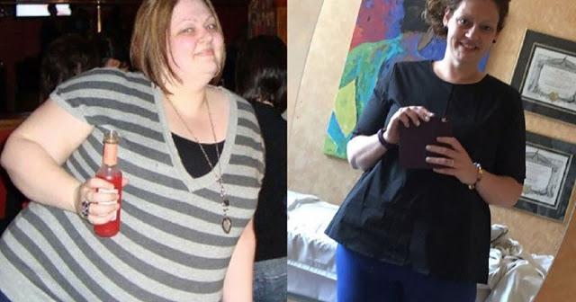 Γυναίκα έχασε 68 κιλά