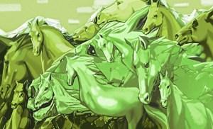 Πόσα άλογα βλέπετε; Η απάντησή σας δείχνει πολλά για την προσωπικότητά σας