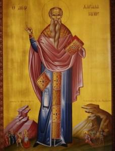 Άγιος Χαράλαμπος, ένας ταπεινός δούλος και θαυματουργός μάρτυρας του Χριστού