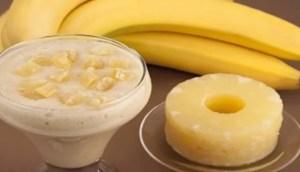 Ανανάς & Μπανάνα: Εξαλείψτε Το Κοιλιακό Λίπος Με Αυτόν Τον Ισχυρό Συνδυασμό!