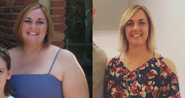 Read more about the article Μητέρα τριών παιδιών κατάφερε να χάσει 65 κιλά αποκλείοντας 3 τροφές -Το είδος της γυμναστικής που τη βοήθησε