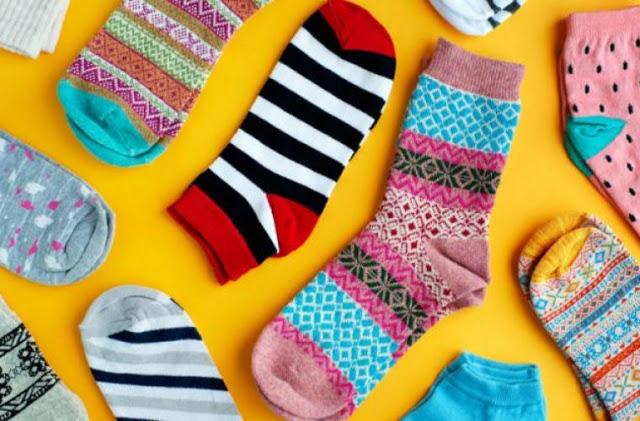 Αυτός είναι ο τελειότερος τρόπος για να διπλώνετε τις κάλτσες σας