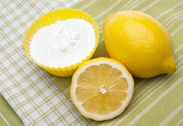 ΘΑΥΜΑΤΟΥΡΓΟ ρόφημα μαγειρικής σόδας με λεμόνι