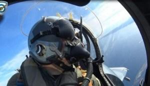 Πιλότος Της Πολεμικής Αεροπορίας: «Πετούσα Πάνω Από Την Αγιά Σοφιά Μαζί Με Αγγέλους»…
