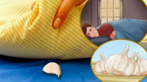 Read more about the article Ξυπνάτε Κουρασμένοι; Βάλτε Κάθε Βράδυ Σκόρδο Κάτω Απ' Το Μαξιλάρι Και Θα Αλλάξει Η Ζωή Σας