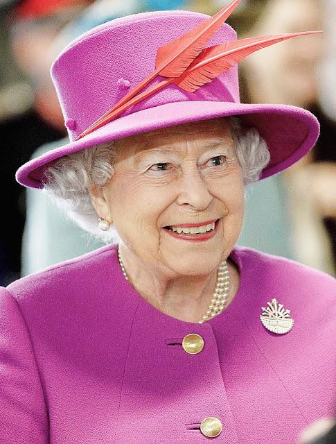 Η μυστική διατροφή της Βασίλισσας Ελισάβετ