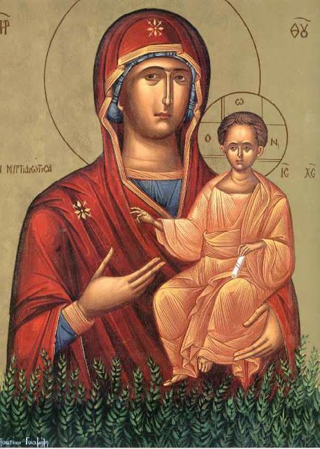 Σύναξη της Παναγιάς της Μυρτιδιώτισσας στα Κύθηρα και ανάμνηση της ιάσεως του παραλύτου  24 Σεπτεμβρίου