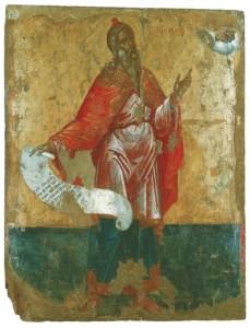 Προφήτης Ζαχαρίας ο πατέρας του Τιμίου Προδρόμου (5 Σεπτεμβρίου)
