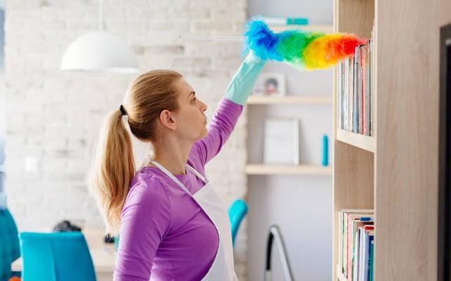 Αν θέλετε να αποχαιρετίσετε οριστικά τη σκόνη στο σπίτι