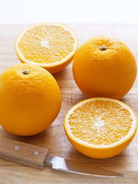 Πορτοκάλια -Σβήνουν τις ρυτίδες