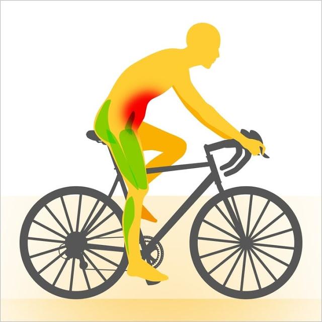 μπορείτε να κάνετε και 2-3 φορές ποδήλατο την εβδομάδα