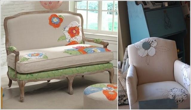 Επιδιορθώσετε τον σχισμένο ή γδαρμένο καναπέ σας με στυλ
