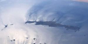 Η Κρήτη ανάποδα: Η εντυπωσιακή φωτογραφία από το Διάστημα
