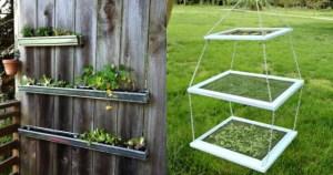 Δέκα υπέροχες κατασκευές που θα μεταμορφώσουν την αυλή ή τον κήπο σας