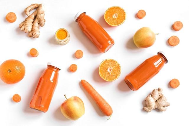 «Πορτοκάλι» / Συστατικά