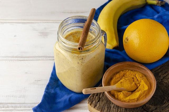 «Το τροπικό smoothie» Δίαιτα και κουρκουμάς