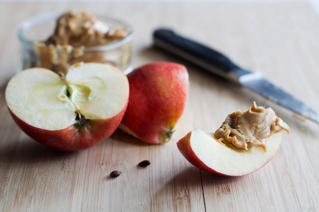 Μήλο & φιστικοβούτυρο