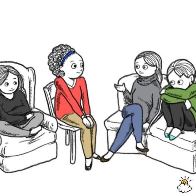 Η στάση που καθόμαστε μπορεί να αποκαλύψει πολλά για την προσωπικότητά μας