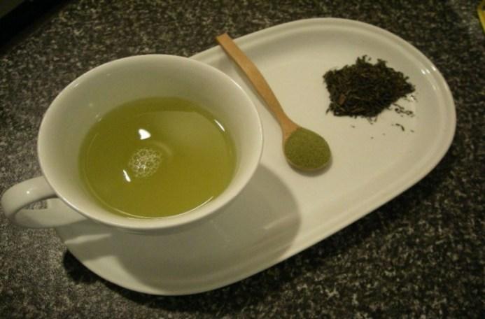 Δίαιτα με πράσινο τσάι