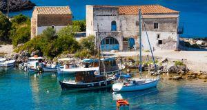 Καρδαμύλη : Ο παράδεισος της Ελλάδας