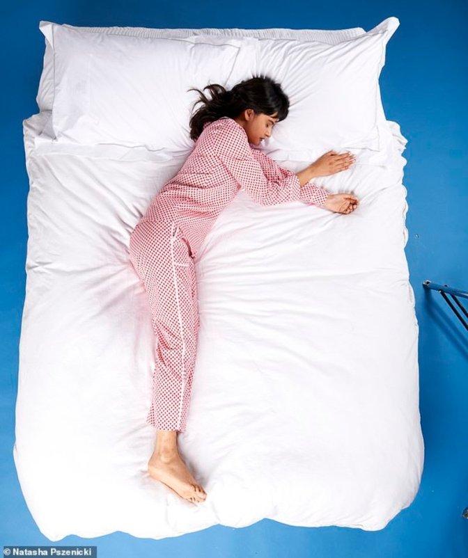 Μπορεί να κοιμάστε στο πλάι