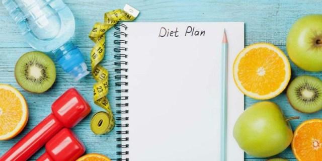 Η δίαιτα 5-4-3-2-1