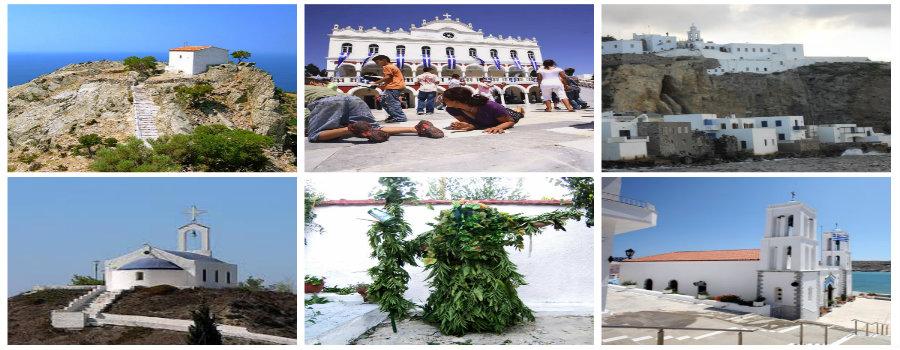 Ήθη και έθιμα του Δεκαπενταύγουστου σε όλη την Ελλάδα